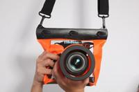 Wholesale Underwater Housing Case Waterproof Diving Bag Pouch for DSLR SLR Digital Camera