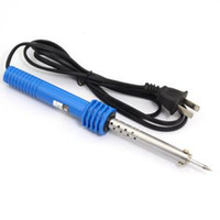Wholesale 2014 New Professional V W Soldering Solder Iron Electric Welding Tip Pencil Temperature Gun Heating Electric Tool
