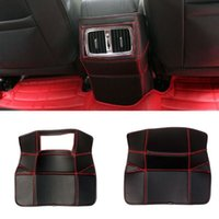 Wholesale Car Styling Armrests Kick Pad Arm Rest Protection Mat Cushion Anti Kick Pads For Kia Sportage
