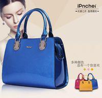 beautiful handbags - The new beautiful ladies fashion handbag bag PU new bright leather handbags handbags handbags for women bags for women handbag
