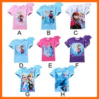 plain t shirts - children T Shirt Short Sleeve Children Summer Clothes Boys Girls Cotton Plain Tee colors