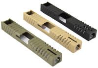 Wholesale FAB Defense TS G17 Tactical Skin Slide Cover For Glock BK DE OD