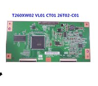 auo stock - NEW T260XW02 VL01 CTRL BD T02 C01 LED LCD TV T CON Logic board module For AUO In Stock WORKING GOOD