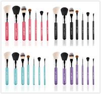 beauty travel sets - Sigmax Travel Kit Make me Blush Make me Crazy Make Classy Make me Cool pieces Brush Set Beauty Cosmetics Makeup Blender DHL Free