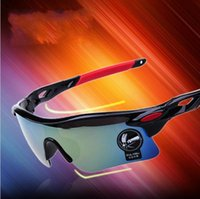 Wholesale 10PCS Color Colorful Sport Sunglasses Riding Glasses Outdoor Sport Parkour Trend Mirrors cycling Eyewear