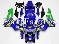 telefonica - Fairings for Honda CBR RR F5 Year ABS motorcycle fairing kit bodywork motorcycle Cowling Movistar Telefonica