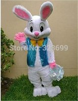Wholesale new the Easter bunny mascot costume bugs bunny adult cartoon costume