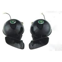 Wholesale Supply side port mm V24V car horn snail snail horn and medium sized export Egypt and Brazil