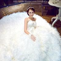 beautiful pearl jewellery - Beautiful White Bauhinia Flower and Pearl Lace Bridal Wedding Hair Headpiece Fashion Tiara Jewellery Wedding Dresses Accessories