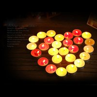 Wholesale 2015 colorful Tealights Tea Lights Candle Unscented Wedding Party festival decoration Home decoration JJ0899