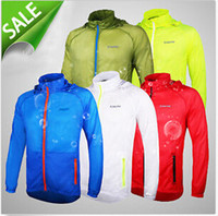 Wholesale 2015 Outto Cycling raincoat New Raincoat Bicycle Jacket Rain Coat Jersey Bike Windbreak Waterproof Clothes Cycling Jersey