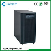 sealed lead acid battery - High Frequency Online UPS KVA VDC V VAC HZ with AH Maintenance free Sealed Lead Acid Battery