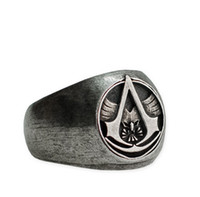 best jewelry box - Assasins creed Ring with Original box Assassins Creed Master Assassin Ring Fashion ring jewelry best gift for men