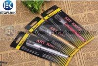 pen knife - Metal Handle Hobby Knife cutter knife craft knife pen cutter Blade Knives set for PCB Phone Repair DIY tool
