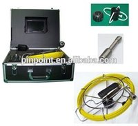 Wholesale Hot Sale Original Factory M Meter Professional Industrial Pipe Inspection Cam and Monitor with Buit in DVR
