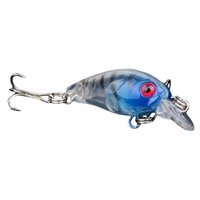 Wholesale S5Q Multicolor Carbon Steel Hook Plastic Fishing Lure Bass Crankbait Tackle AAAEQD