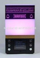 Wholesale Multifunction LED light lamp Koran play Quran reading Muslim azan clock Islam ramadan gifts prayer clock digital coran player