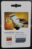 32 micro sd card - Hot GB Class10 UHS MicroSDXC TF SD Card for Samsung Galaxy Note S4 S5 Smart Phone Tablets MB s EVO with Adapter