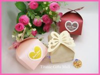 baby boxs - Butterfly pattern wedding favors box Candy Boxs Baby Shower Gifts Pack