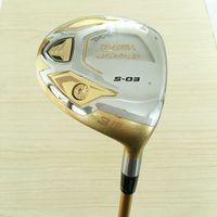 beres golf clubs - HONMA BERES S Golf Fairway wood Star wood set Golf Graphite shafts Golf clubs