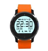 Bluetooth Deporte Inteligente Relojes F68 LCD impermeable Salud de Alta Precisión Heart Rate Monitor SmartWatch Por ISO teléfono Android S73