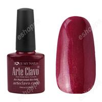 arte hot - Hot Selling ml Arte Clavo UV Gel Soak Off Nail Polish Gel Color UV LED Nail Art