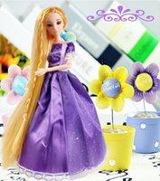 Wholesale girl doll Barbie clothes children s toys beautiful princess Barbie Gift Set