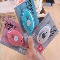 Wholesale Mini Utility Knife Goose Soft Rock Styling New Creative Stationery mini order usd