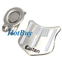ball marker clip - NEW Golf Putting Alignment Aiming Tool Ball Marker with Magnetic Hat Clip