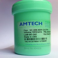 Wholesale 100g AMTECH NC ASM UV TPF Lead Free Soldering Materials Paste