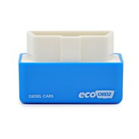 Wholesale Tools Maintenance Care Code Readers Scan Tools EcoOBD2 Diesel Car Chip Tuning Box Plug and Drive OBD2 Chip Tuning Box Lower