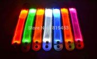 Wholesale Led Flashligh LED Lighting Glow Bracelet Neon Party LED Flashing Light Stick Wand Novelty Toy LED Vocal Concert LED Flash