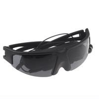Wholesale New Arrival quot Virtual Wide Screen Digital Video Glasses Eyewear Mobile Private Cinema Theater ZE