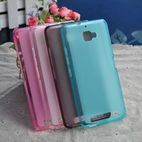 archos cover - Soft TPU SILICON Pudding Case For Archos Diamond Plus Skin Phone case Cover PC With Opp Bag Best selling