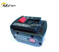 bosch power tools - 14 V Ah Lithium power tool battery GDR V LI Compatible with Bosch BAT607 BAT614 Bosch