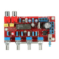 Wholesale High Quality LM1036 Tone Board Preamp Board Volume Treble Bass Amplifie Hot Sale Easy To Install