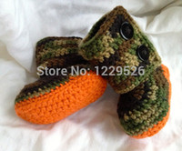 armed fashion shoes - Fashion MadeHand Crocheted arm feeling style design Booties Handmade bootie new boy first walker shoes baby booties