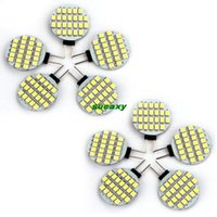 Wholesale 10PC G4 LED SMD LED Spotlight car truck boat RV landscaping lights Marine Car Light Bulb AC V Puscard