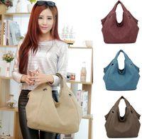 aaa quality handbags - AAA quality NEW American Style Women Totes Handbag Shoulder Bags Fashion Womens Canvas Handbags Ladies Bag Women bags LJJD1494