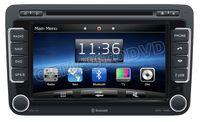 Cheap car dvd gps For VW SEAT SKODA TOURAN JETTA PASSAT B6 EOS T5 Auto DVD GPS Navigation