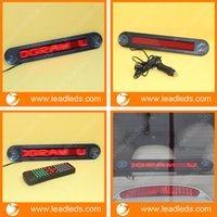 auto scrolling - V Car Auto Red LED Programmable Message Sign Scrolling Moving Display Board