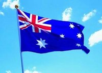 Wholesale The Australian Aussie Flag Polyester Flag FT CM High Quality Cheap Price In kind Shooting