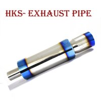Wholesale 2 inch Sell like hot cakes Universal car modified Stainless steel exhaust pipe Automobile exhaust system Exhaust muffler Car exhaust