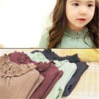 Wholesale Children Pullover Superior High Quality Sweater Cotton Winter Autumn Warm Girls Children Clothing Girls Garments