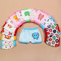 Wholesale Summer Kids Shorts For Girls Cotton Cartoon Shorts pants Children Kids Harem Pants Trousers Girls harem pants baby bloomers