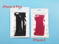Wholesale different size White Pearl Plastic Poly Bags OPP Packing Zipper Lock Package PVC Retail Boxes Hand Hole for USB iPhone Samsung Cell Phone
