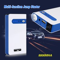 Wholesale GP X5 Jump Starter Power Bank Battery mAh Heavy Duty High Capacity Multi function V AUTO Emergency State Power With Light Torch