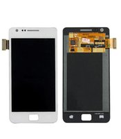 s2 i9100 - 1pcs Top Grade For Samsung Galaxy S2 I9100 LCD Display Touch Screen Digitizer Assembly Black White Replacement Freeshipping