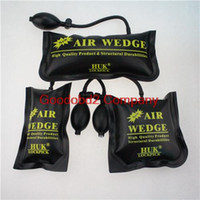 air bag wedge - 2015 Hot selling HUK PUMP WEDGE LOCKSMITH TOOLS Auto Air Wedge Lock Pick Open Car Door Lock air bag