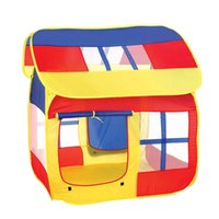 Wholesale New Baby toys Baby kids Tent Playhouse Pop Hut Play Pool Kids Play Hut Outdoor Indoor Fun Play Big tents